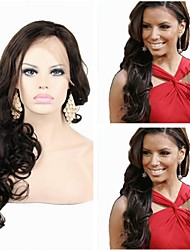 Joywigs Best Natural Looking Beautiful Wavy Human Hair Lace Front /Full lace wig