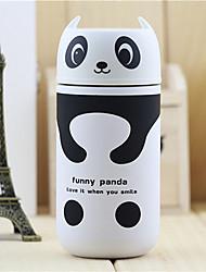 220ML Cartoon Stainless Steel Panda Flask Vacuum Thermal Cup Heat Insulating Mug
