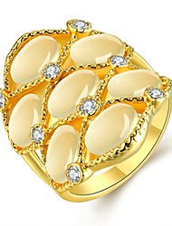 Queen Costly Gem Diamond Ring