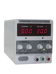 LODESTAR DIGITAL DISPIAY REGULATED POWER SUPPLY LP3002D