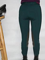 полукожаный Бриджи трикотажные / профессиональные конные бриджи / штаны рыцарь верхом