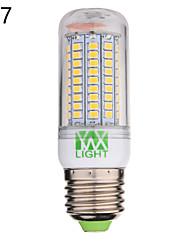 1 st YWXLIGHT E14 / G9 / B22 / E26/E27 12W 102 SMD 2835 1200 lm Varmvit / Kallvit T Dekorativ LED-lampa AC 220-240 V
