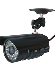 hd 1000tvl CMOS de la cámara de seguridad del color del CCTV video al aire libre impermeable w92-10