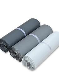 basekey 100 шт поли мешок курьером доставки посылок пластиковая сумка почтовая почта печать 550x650mm случайный цвет