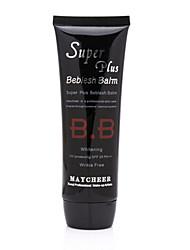 1 Concealer Wet / Matte Cream Moisture / Whitening / Concealer Face Multi-color Zhejiang MJ