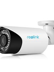 reolink®rlc-411 4x ottico motorizzato zoom poe pallottola impermeabile esterna IP Camera