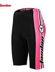 TASDAN® Cycling Padded Shorts Women's Breathable / Quick Dry / 3D Pad / Reflective Trim/Fluorescence / Sweat-wicking BikeShorts /