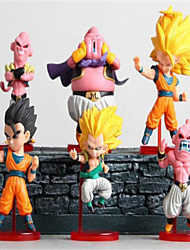 Dragon Ball Son Goku Magic Puppet Doll Ornaments Q Version of the 1 Generation 6 Budokai