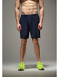 Running Shorts / Bottoms Men's Breathable / High Breathability (>15,001g) / Quick Dry / Ultra Light Fabric / Sweat-wickingYoga /