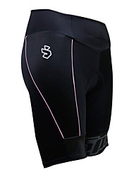 SPAKCT® Cycling Padded Shorts Women's Breathable / 3D Pad / Compression Bike Shorts Spandex / 100% Polyester Classic Cycling/Bike Summer