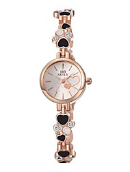 Beautiful Ladies Fashion Flowers Watch