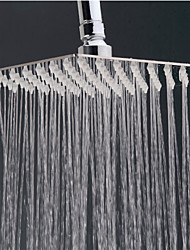 Rain Shower Contemporary Rainfall Stainless Steel Chrome