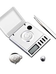 20g x 0.001g PRO-20A High Precision Mini Digital Jewelry Scale Tweezer Farmar Weighing Tray