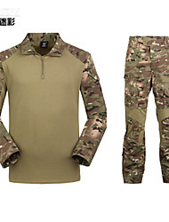 Camping Hiking & Hunting Waterproof Wearable Camouflage Outdoor Clothing Set