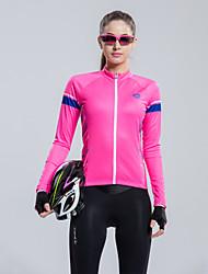SANTIC Damen Radsport Fahhrad Unten / Strumpfhosen Strumpfhosen Frühling / Sommer Atmungsaktiv Dunkelgrau Strand / RadsportS / M / L / XL