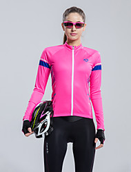 SANTIC Women's Cycling Bike Bottoms / Tights Spring / Summer Breathable Dark Gray Beach / Cycling/Bike