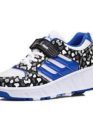 Sneakers a la Moda(Azul / Rosa) -Comfort / Innovador / Patines-Sintético
