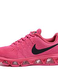 De nike air max vrouwen sneaker schoenen blauw / roze / rood / zwart en rood / perzik