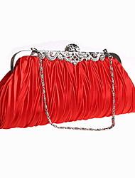 Damen Acryl Formell / Alltag / Veranstaltung / Fest / Hochzeit / Einkauf Abendtasche Rot / Champagner