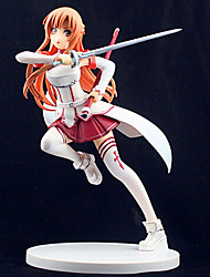 Sword Art Online Anime Action Figure 21.5CM Model Toys Doll Toy