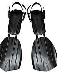 Palmes de plongée Plongée & Masque et tuba Néoprène Noir