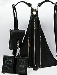 Punk Faction Cosplay Lolita Leather Bag