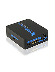 HDMI to Composite/S-video  Mini Converter with CE FCC ROSH Certificates