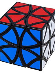 LanLan® Smooth Speed Cube Alien Speed Magic Cube Black / White ABS