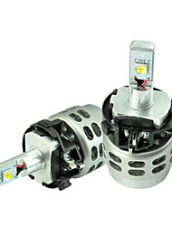 2pc 40w Golf Auto-LED-Scheinwerfer 5000lm Auto-LED-Scheinwerfer-Kit