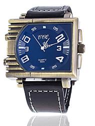 Xu™ Men's Fashionable Outdoor Leisure Sports Square Quartz Watch Wrist Watch Cool Watch Unique Watch