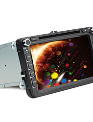 Volkswagen 800*480 8 Inch In-Dash Car DVD Player with GPS,Bluetooth,iPod,ATV