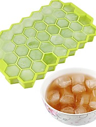 Honeycomb Ice Lolly Cream Maker Form DIY Pops Mould (Random Color)