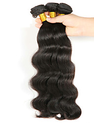 1Bundles Brazilian Virgin Hair Body Wave ,Natural Black Color ,Unprocessed Virgin Human Hair Weaves Sale.