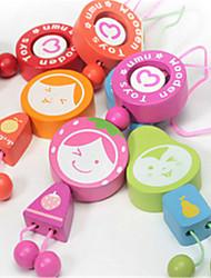 головоломка игрушка фрукты пряжки ключ маленький висит