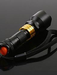 LED-Zaklampen LED 1 / 3 Mode 900 Lumens Waterdicht / Antislip-handgreep / Noodgeval / Klein formaat / Zak / zelfverdediging LED AAA
