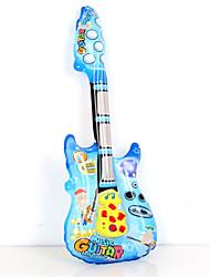 PVC Azul yes juguete música Caja de música
