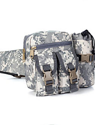 Outdoor Sport Tactical Molle Pouch Camping Fishing Hunting Travel Hiking Waist Bag Military Messenger Bag Fanny Pack