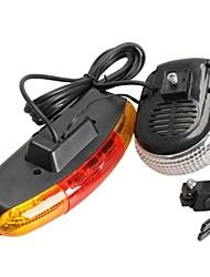 Bike Lights / Front Bike Light / Rear Bike Light - Cycling Waterproof Other 200 Lumens Battery Cycling/Bike-Lights