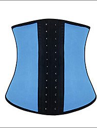 Shaperdiva Women's Latex Steel Bonec Underbust Corset for Waist Training Body Shaper Corset