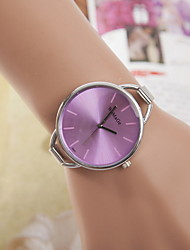 Women's Watch Fashionable Silver Case Alloy Band Cool Watches Unique Watches