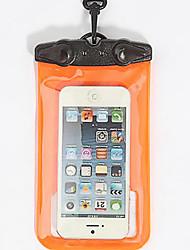 im Freien PVC-Material trocken Box oder Tasche für iphone / samsung in Schwimmen / Tauchen