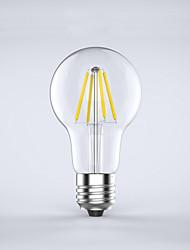 1 PC e26 / e27 4w 4 mazorca 400 lm blanco caliente a60 (a19) la vendimia de edison llevó los bulbos ac 85-265 v del filamento