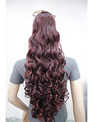 Tape In Human Hair Extensions Synthetic Hair Extension