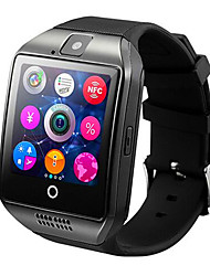 Q18 Curved Screen Smart Phone Watch Cassette Inserted NFC Support Android Apple IOS Platform
