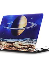 coquille plate couleur dessin ~ 40 de style pour macbook air 11 '' / 13 ''