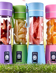 380ml de leite recarregável vibração da garrafa de suco de liquidificador shaker usb elétrico portátil