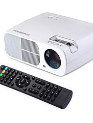 OEM de Fábrica LCD Proyector de Home Cinema SVGA (800x600) 4000 Lumens LED 4:3/16:9