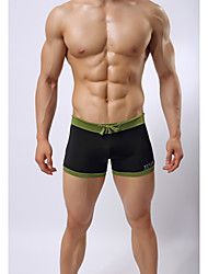 Men's Swimwear Men's Swimming Trunks Low-waist Dress Europe And The Summer Swimming