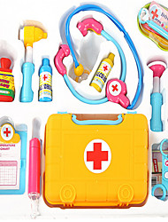 Children Toy House Doctor Medical Simulation Toolbox