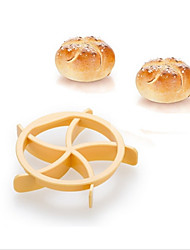 Homemade Bread Rolls Mold for Bread Kaiser Line Mould Kitchen Pastry Baking Tools Kaiser Roll Maker